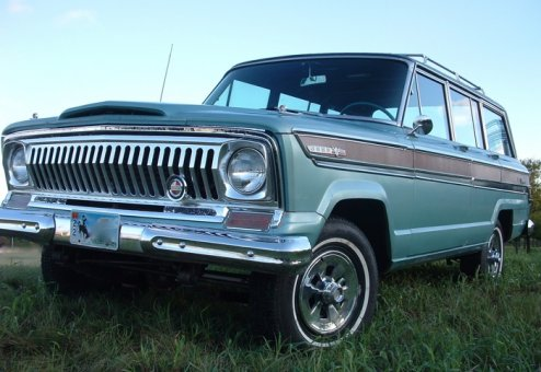 Jeep Grand Wagoneer For Sale >> Wagoneer World